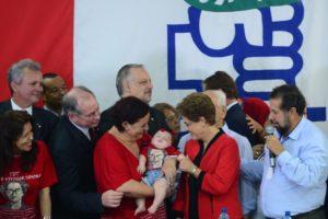 JC Presidente Dilma Rousseff na convencao nacional do PDT em Brasilia 22012016001 850x566