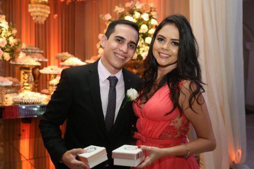 Mario Coelho e Georgia Dultra