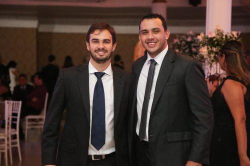 Renan Sampaio e Valdemir Alves