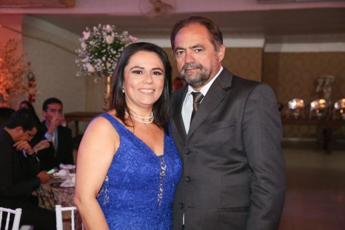 Roberta e Romerio Almeida