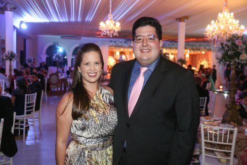 Sara Teixeira e Iury Torquato