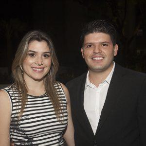 Isabela Saldanha e Ezequiel Rodrigues