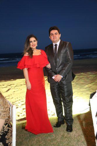 Casamento de Renan Sampaio e Clarissa Candeias 1