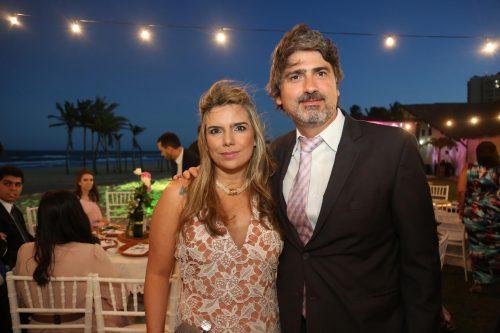 Casamento de Renan Sampaio e Clarissa Candeias