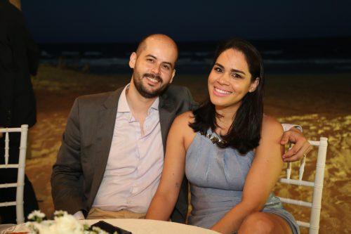 Daniel e Sara Rabelo