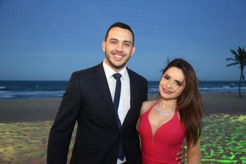 Valdermir e Paloma Costa
