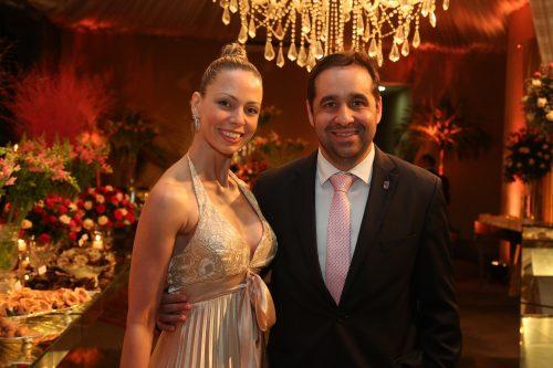 Eloisa e Rodrigo Manrinho