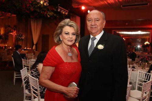 Maria Luiza e Carlo Guerra